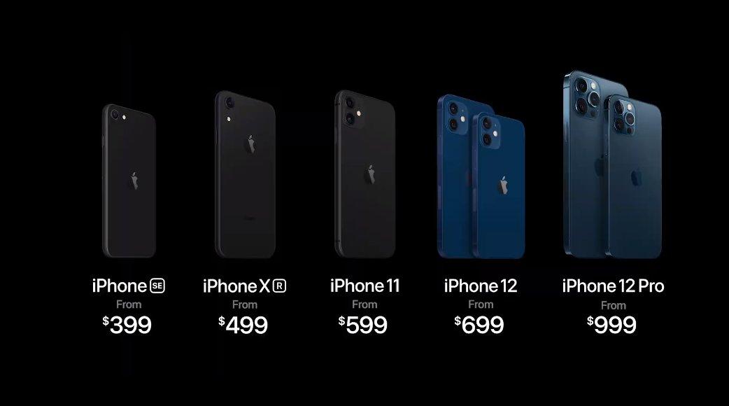 iPhone 12: Un teléfono peculiar.